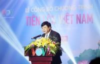 """VOV công bố chương trình truyền thông """"Tiến lên Việt Nam"""""""