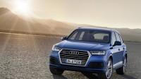 Audi Q7 2017 sở hữu động cơ tăng áp mới, giá từ 49.000 USD
