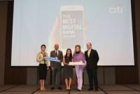 Citi triển khai công nghệ bảo mật bằng sinh trắc học tại Việt Nam