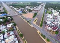 Tiếp tục mở rộng nâng cấp đô thị tại 7 tỉnh phía Nam