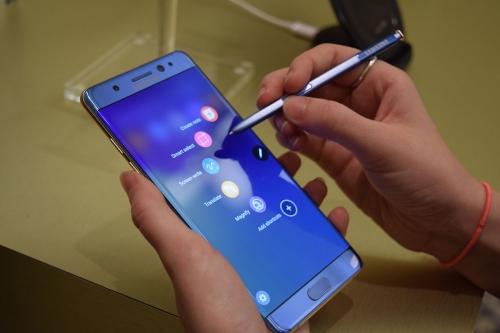Sự cố Galaxy Note 7 không gây ảnh hưởng lớn đến kim ngạch xuất khẩu