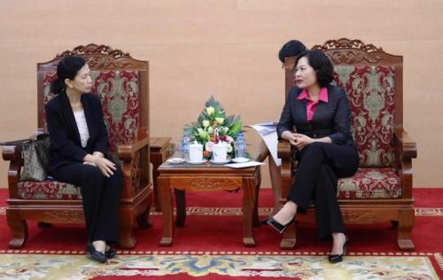 Việt Nam cam kết sử dụng có hiệu quả nhất nguồn vốn của ADB