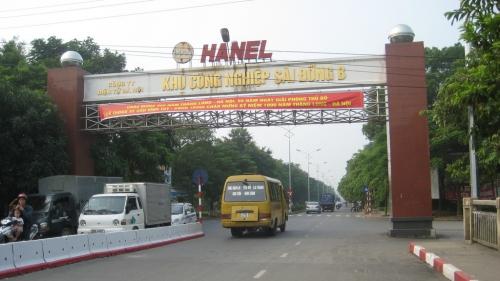 Hà Nội điều chỉnh chức năng hơn 1ha đất trong KCN Sài Đồng B (Long Biên)
