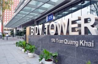 BIDV tiếp tục mở rộng mạng lưới hoạt động