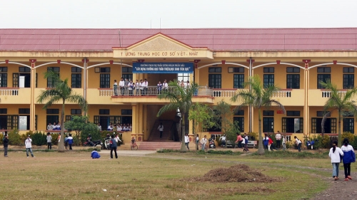 Thu hồi hơn 8000 m2 đất để xây trường THCS trên địa bàn quận Hoàng Mai