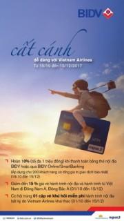 Cất cánh dễ dàng với Vietnam Airlines