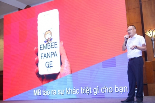 MB ra mắt kênh giao dịch tài chính mới