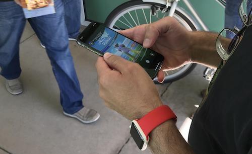 Ảnh iPhone X ngoài thực tế gây 'sốt'