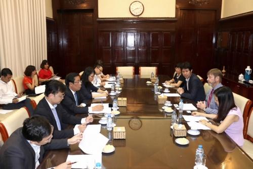 NHNN mong muốn MBI, ADB tiếp tục hỗ trợ triển khai Fintech tại Việt Nam