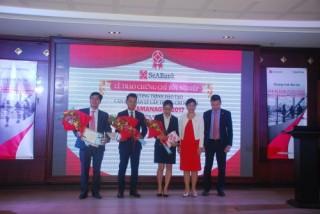 Gần 90 học viên được trao chứng chỉ Seamanager 2017
