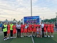 Cúp bóng đá Nữ ngành Ngân hàng Quảng Ninh lần thứ II