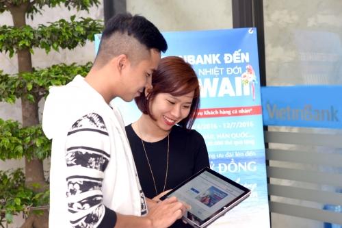 VietinBank cung cấp dịch vụ thanh toán bằng QR Pay cho VinaPhone