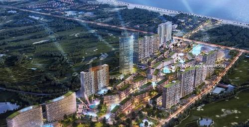Hướng tới khu du lịch, giải trí đẳng cấp quốc tế tại Đà Nẵng