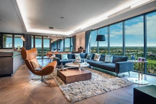 Ecopark ra mắt hơn 100 căn hộ có thang máy riêng