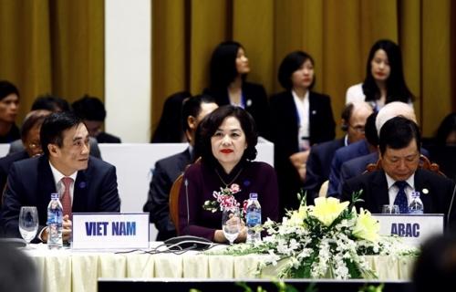 Phó Thống đốc NHNN Nguyễn Thị Hồng: Một năm hợp tác APEC thành công
