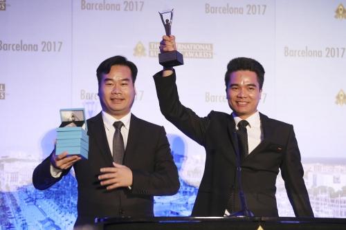 Viettel Tanzania được vinh danh tại Giải thưởng kinh doanh Quốc tế Stevie Awards 2017