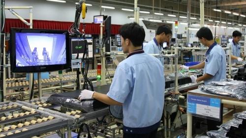 Liên kết để gia nhập chuỗi cung ứng toàn cầu