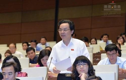 Đề nghị sớm thông qua Luật quy hoạch để tạo đà cho phát triển KT-XH