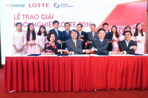 VSVA và Lotte Accelerator hợp tác thúc đẩy thị trường vốn đầu tư mạo hiểm