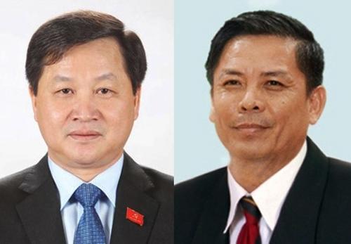Chính phủ sẽ có hai thành viên mới