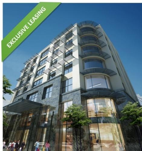 CBRE Việt Nam là đơn vị độc quyền cho thuê tòa nhà Agrexim