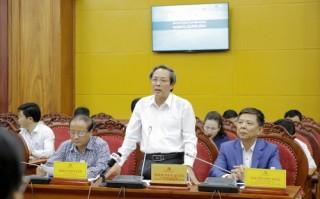 Tạo mọi điều kiện để Tập đoàn FLC thi công ngay dự án FLC Quảng Bình