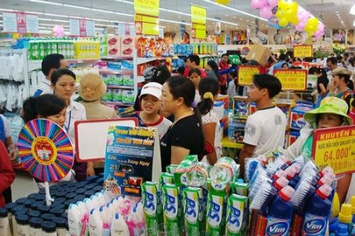 TP.HCM: Tổng mức bán lẻ hàng hoá dịch vụ tăng hơn 10%