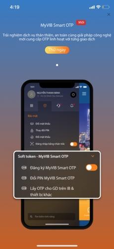 VIB tiên phong áp dụng giải pháp bảo mật tiên tiến trong thanh toán trực tuyến