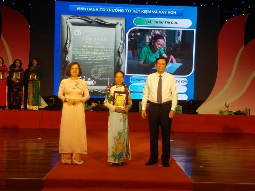 Đà Nẵng: 107 Tổ tiết kiệm và vay vốn được vinh danh