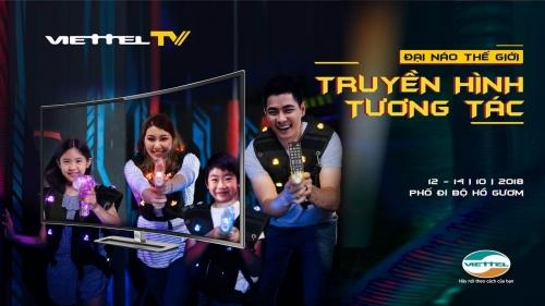 Viettel TV - thay đổi thói quen xem truyền hình