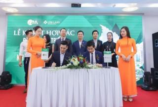 Cenland chính thức trở thành đơn vị đồng đầu tư dự án Khai Sơn Town