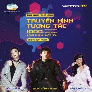 Sơn Tùng M-TP 'đại náo' truyền hình tương tác tại phố đi bộ Hà Nội