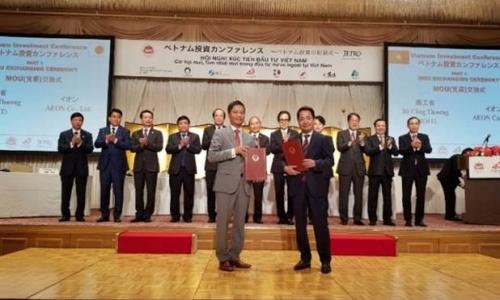 AEON đặt mục tiêu xuất khẩu 1 tỷ USD hàng Việt vào năm 2025