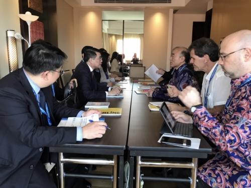 Thống đốc Ngân hàng Nhà nước Việt Nam tiếp Phó Tổng Giám đốc IMF