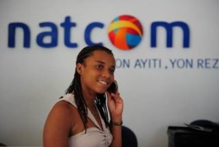 Natcom được cấp phép băng tần 4G vàng tại Haiti