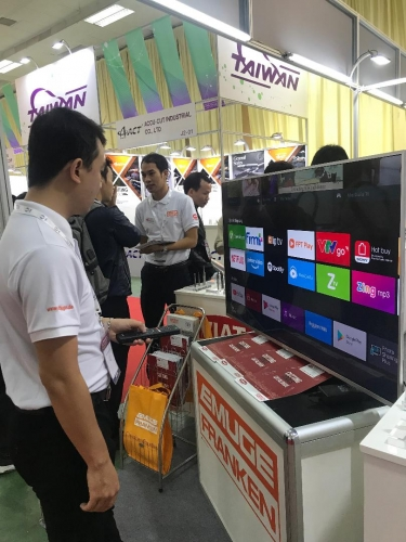 Khai mạc MTA Hanoi 2018