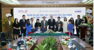 Tập đoàn Tân Á Đại Thành khởi động dự án tái cấu trúc