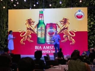 Bia Amstel chính thức được bán tại Việt Nam