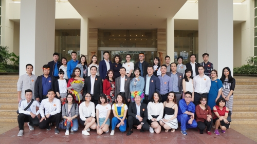 Đoàn NHTW nhận giải A Hội thi Thanh niên với Cải cách hành chính và Văn hoá công sở