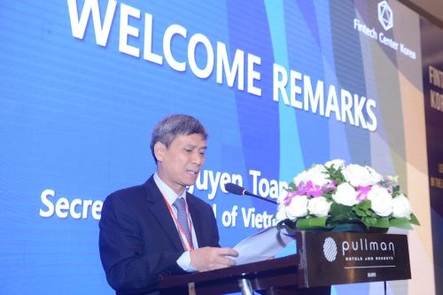 Doanh nghiệp Fintech Việt - Hàn tăng cường hợp tác