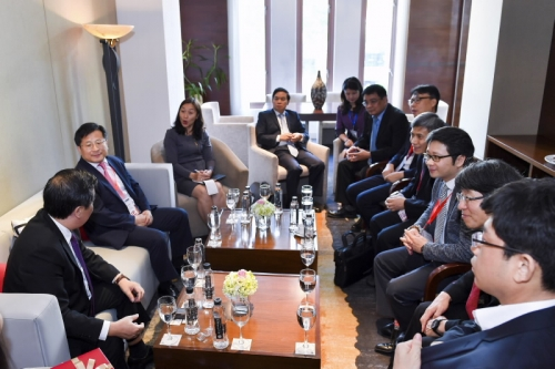 Việt Nam - Hàn Quốc tăng cường hợp tác trong lĩnh vực tài chính