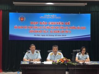 Việt Nam đăng cai Hội nghị Tổng cục trưởng Hải quan Diễn đàn Hợp tác Á - Âu