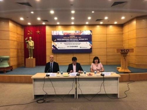Triển lãm quốc tế Việt - Nga sẽ diễn ra từ ngày 14-16/11
