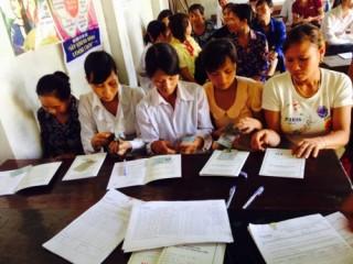 Chứng nhận Đăng ký Chương trình, Dự án tài chính vi mô của VietED Foundation