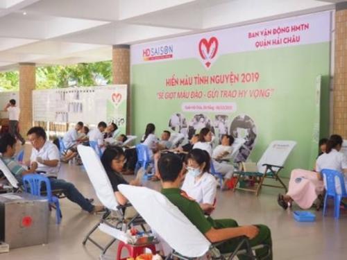 HD Saison tổ chức ngày hội hiến máu tại Đà Nẵng