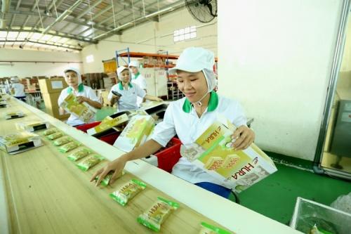 Thời của ngành công nghiệp thực phẩm Việt