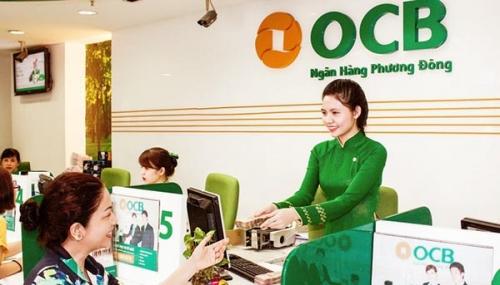 OCB có vốn điều lệ hơn 7.800 tỷ đồng