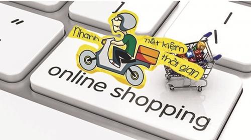 Thúc đẩy thanh toán online khi mua hàng trực tuyến