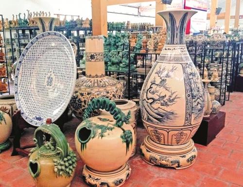 Hàng thủ công mỹ nghệ: Hướng đến xuất khẩu bền vững