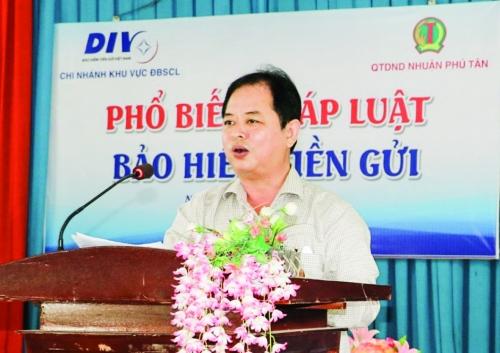 Chính sách bảo hiểm tiền gửi với sự phát triển bền vững QTDND